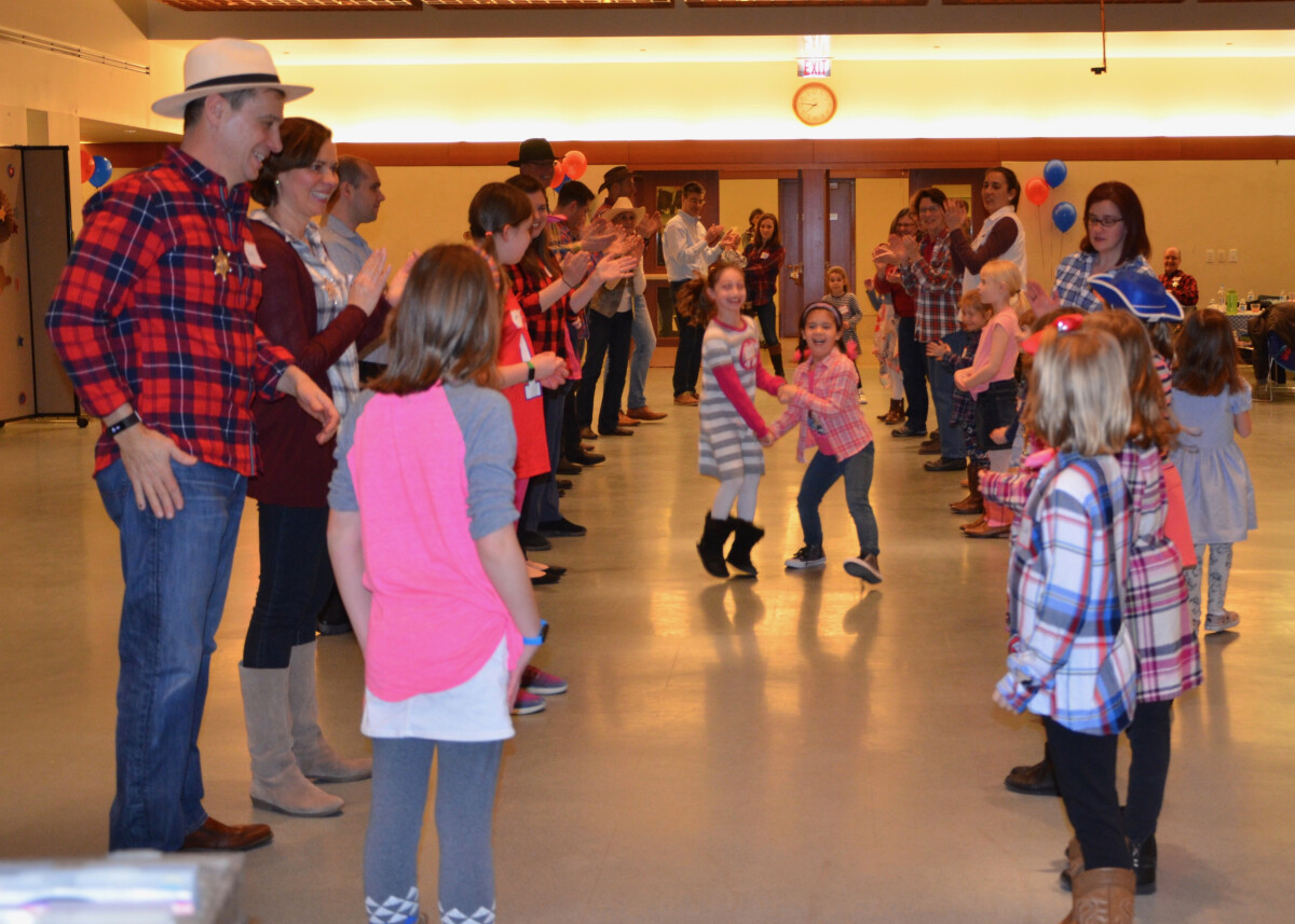 Family Square Dance