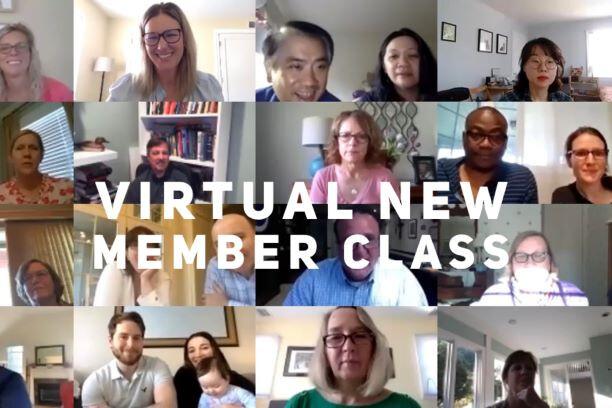 New Member Class